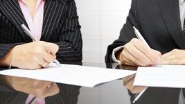 Skriftlig avtale