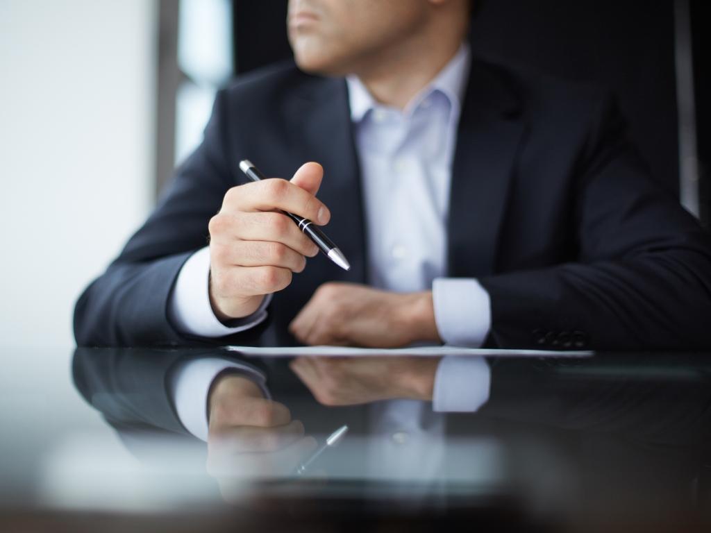 Signeringsforbehold - ikke bare en formalitet