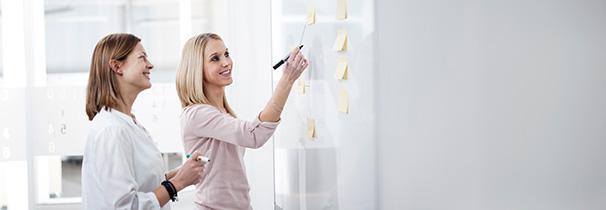 Forretningsmodell og forretningsplan