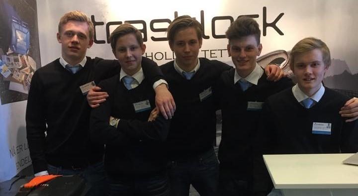 Trashlock UB fra Møre og Romsdal er en av kandidatene til å vinne Vismas pris for beste kundeopplevelse på nett.