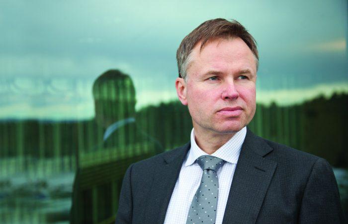 Øystein Moa, konsernsjef i Visma