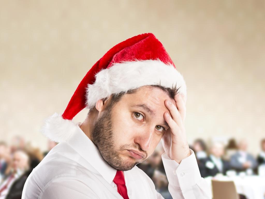 Oppsigelse etter julebordet?
