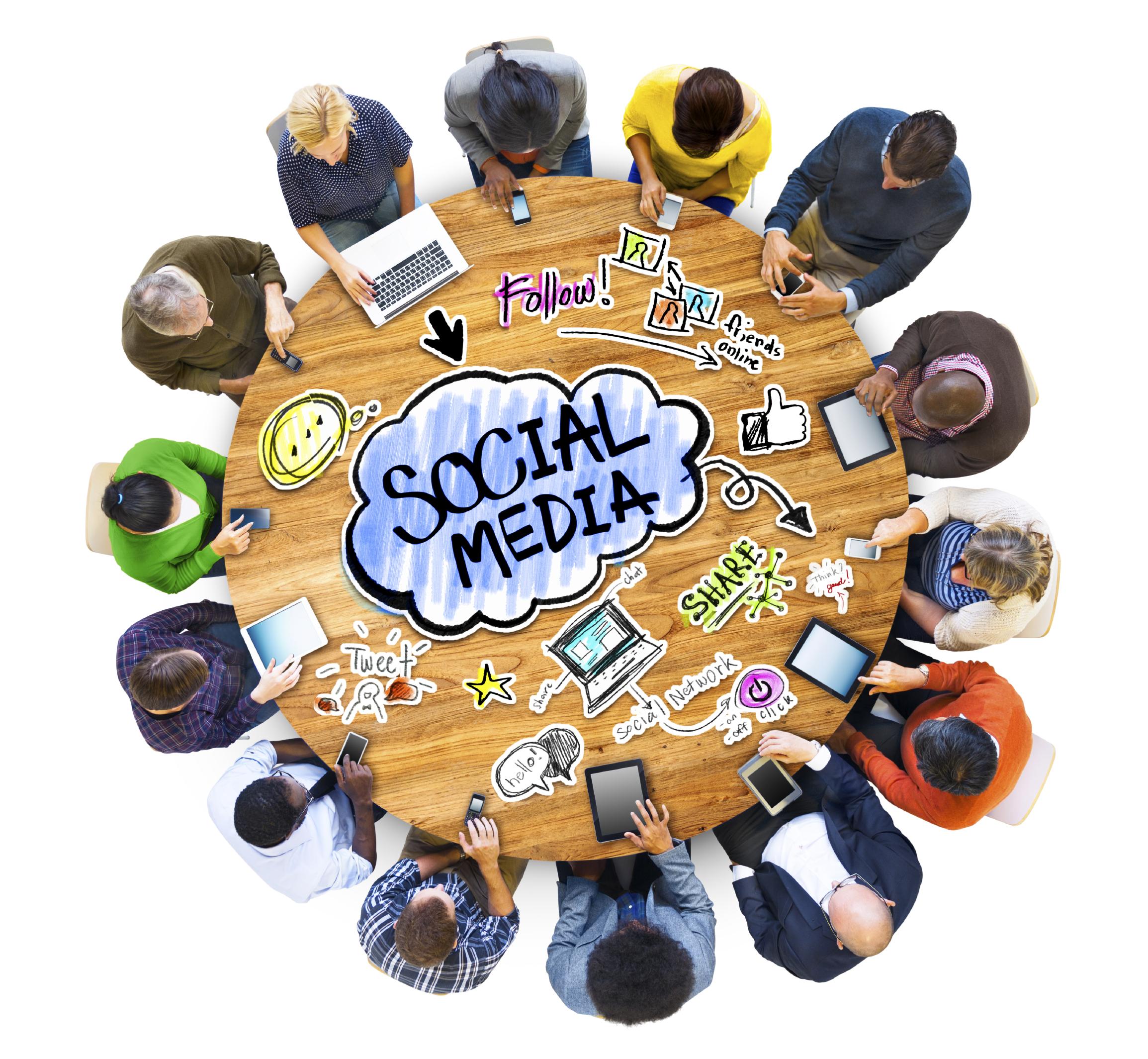 HVordan lykkes på sosiale medier