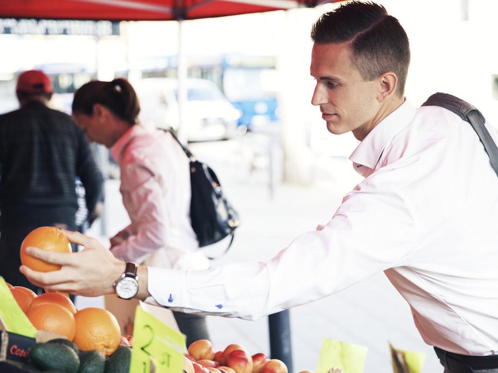 På jakt etter gode råvarer: Her er ni tips som kan hjelpe restaurantbransjen i lavsesongen.