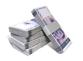 Positiv kontraktsinteresse store summer penger