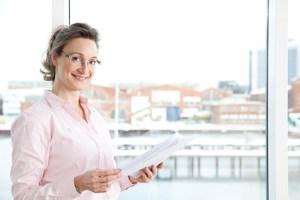 Positiv kontraktsinteresse sekretær slik gjør du