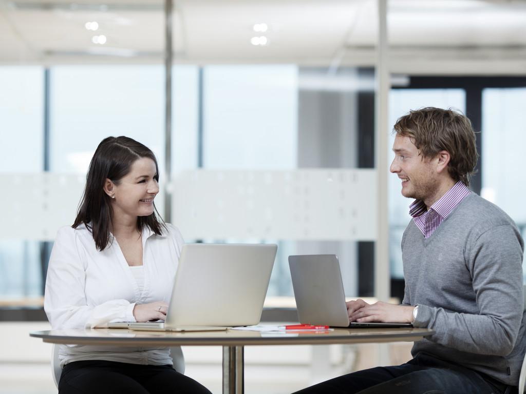 Få oppskriften på en godt gjennomført medarbeidersamtale.