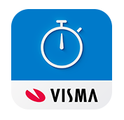 Last ned Visma eAccounting Time app her