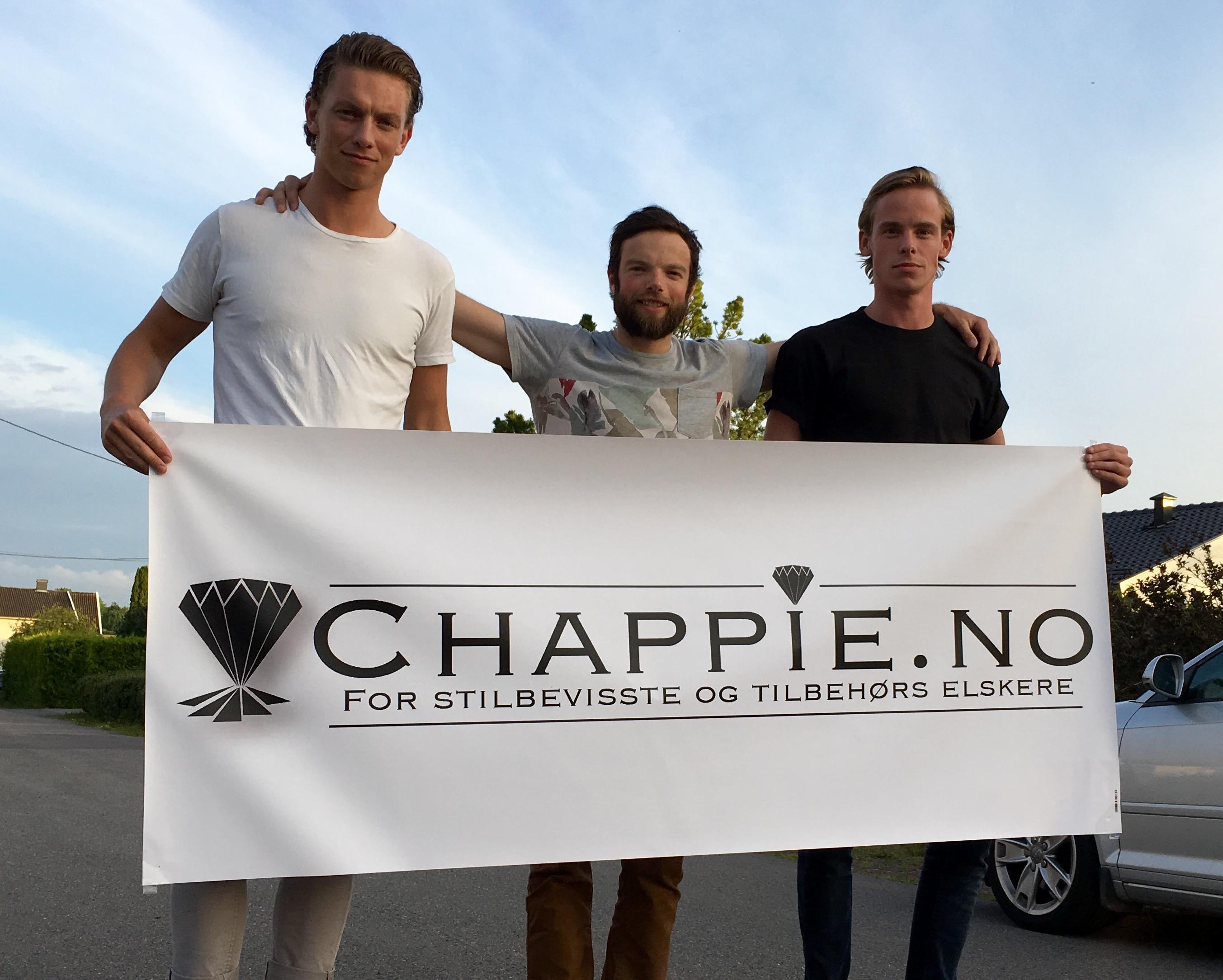 Chappie.no var på jakt etter en kombinasjon av regnskap og nettbutikk i samme program.