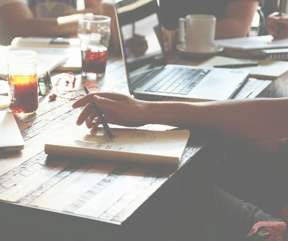 Kickstart dine nyttårsforsetter og lag en forretningsplan nå!