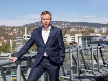 CEO i Visma Øystein Moan om karriereutvikling og rekruttering.