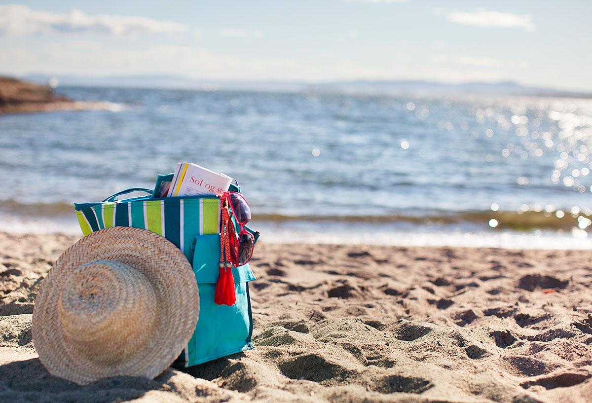 Rapportering av feriepenger - sommerbilde