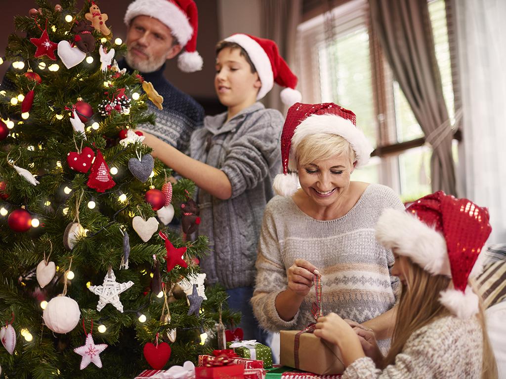 Lønn helligdager i julen
