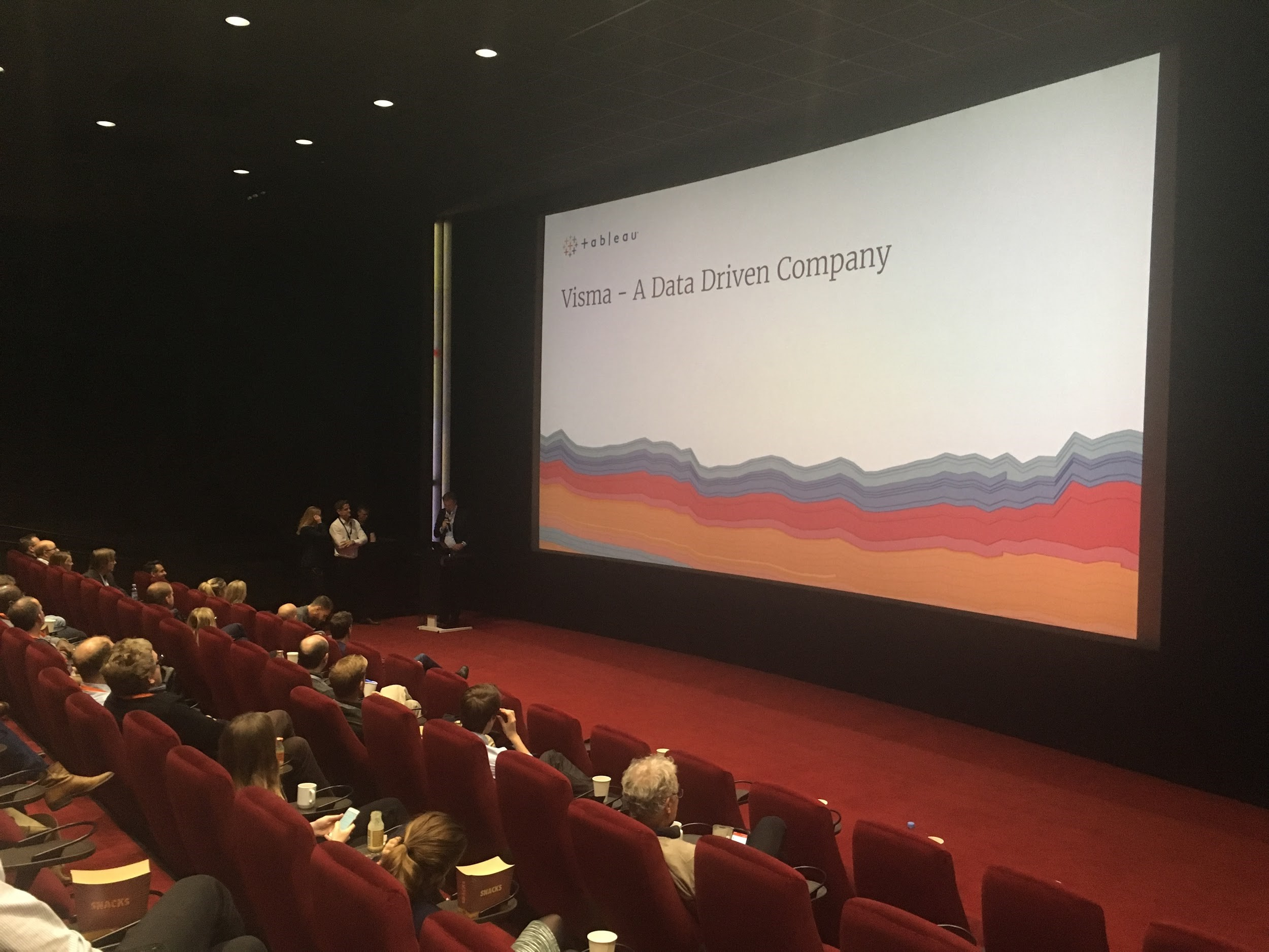 bilde fra Tableau cinema tour eventet