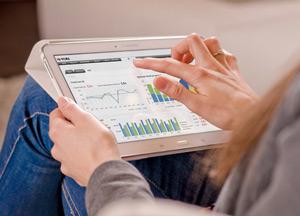 Virksomhetsstyring for ledere med Visma Enterprise BI