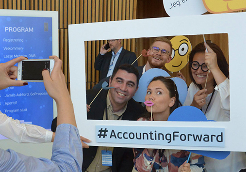 Visma Accounting Forward 2018
