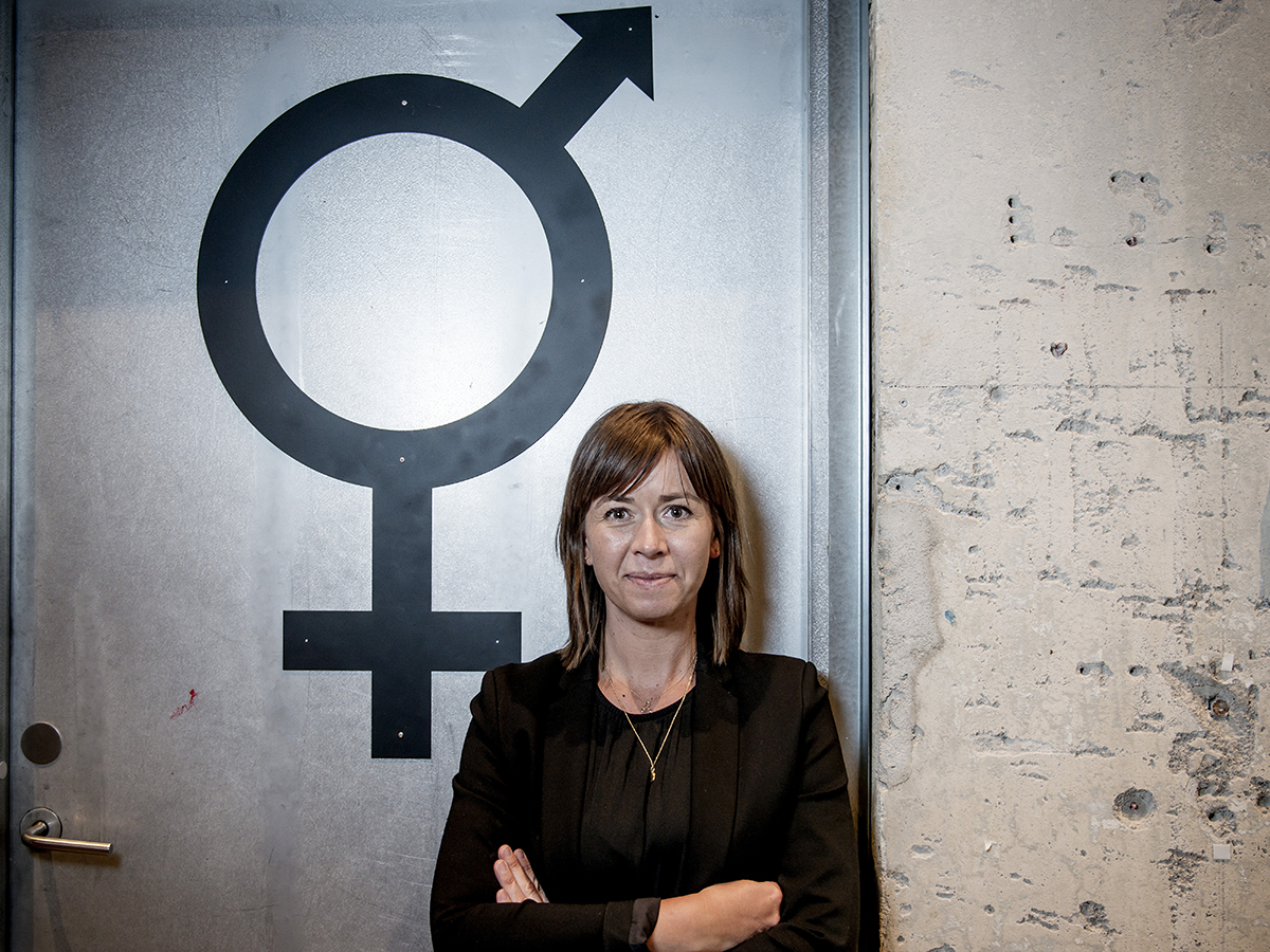 Administrerende direktør i IKT Norge, Heidi Austlid.