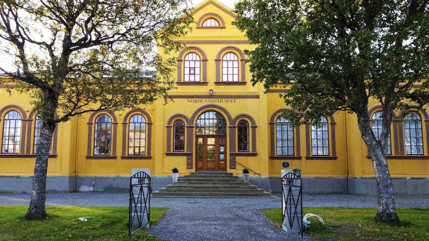 Stiftelsen Nordlandsmuseet, Visma