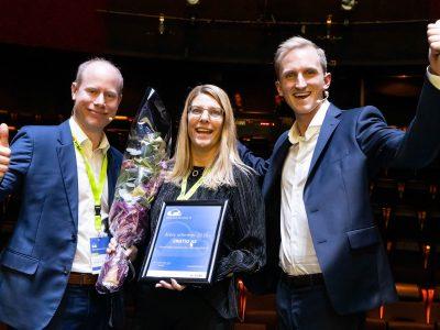eratio fikk prisen for årets utfordrer