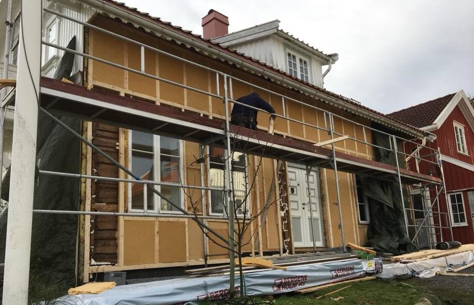 Byggmesterfirma Realbygg Larvik AS forenklet regnskapsrutinene ved å bytte til skybasert regnskap