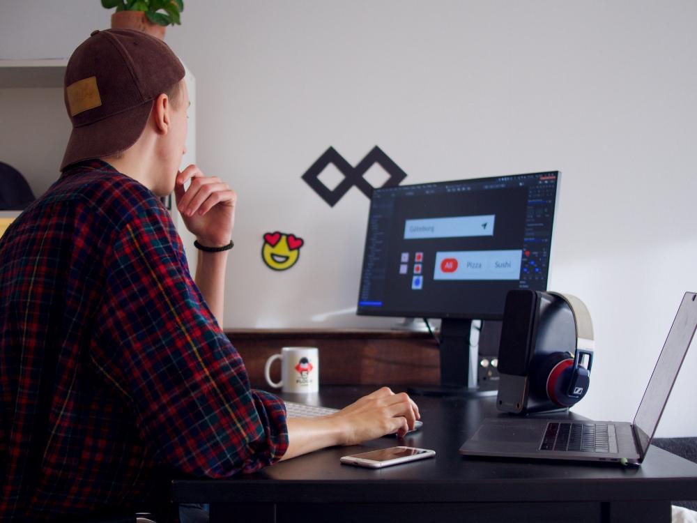 Designer tester AdobeXD