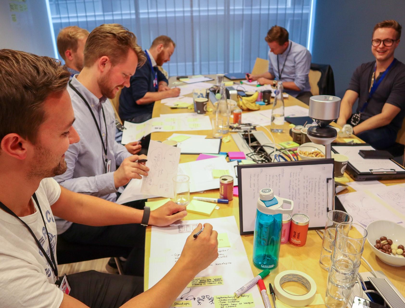 Samarbeidsoppgaver skaper godt fagmiljø