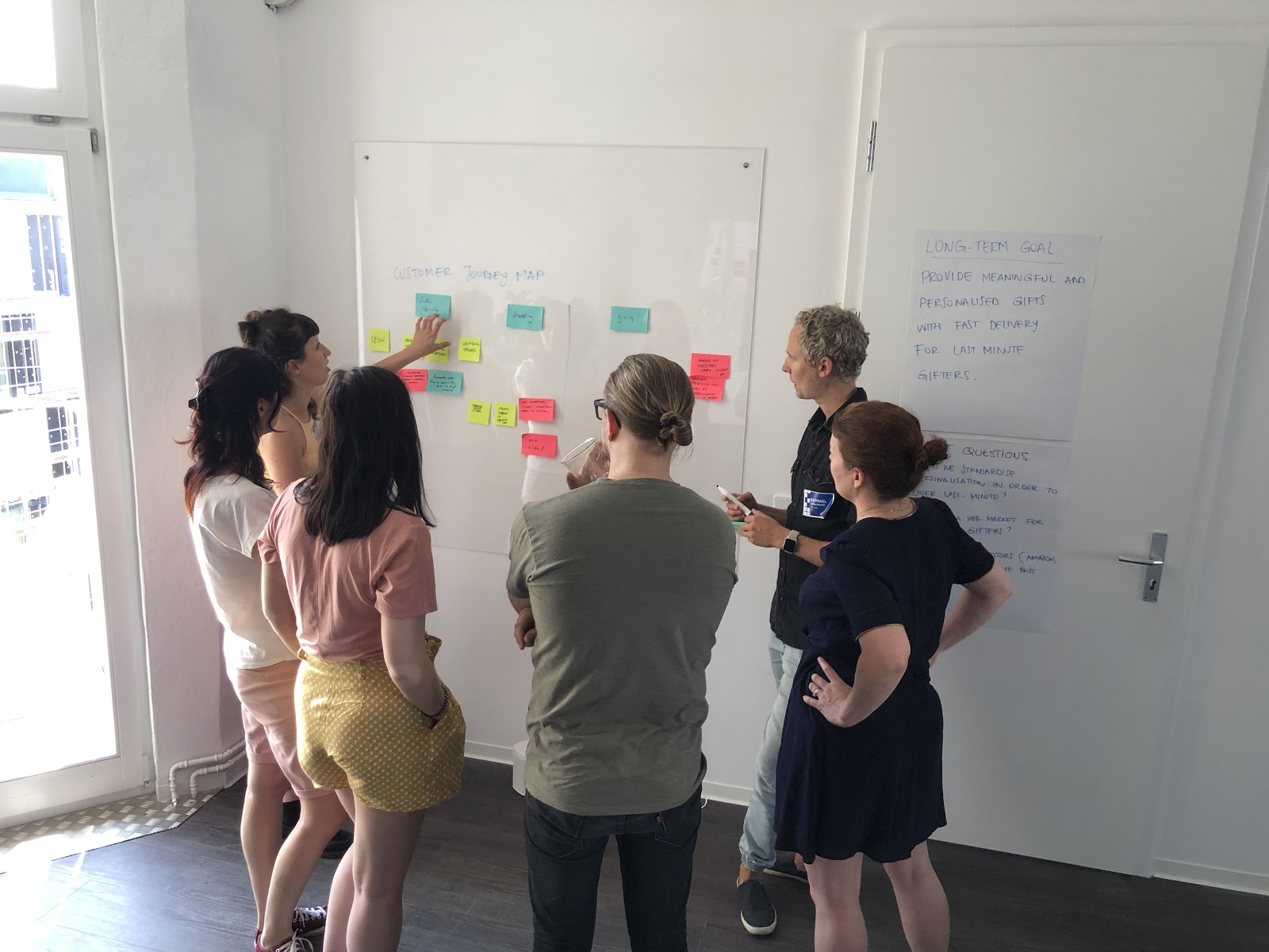 Storyboard i Design Sprint