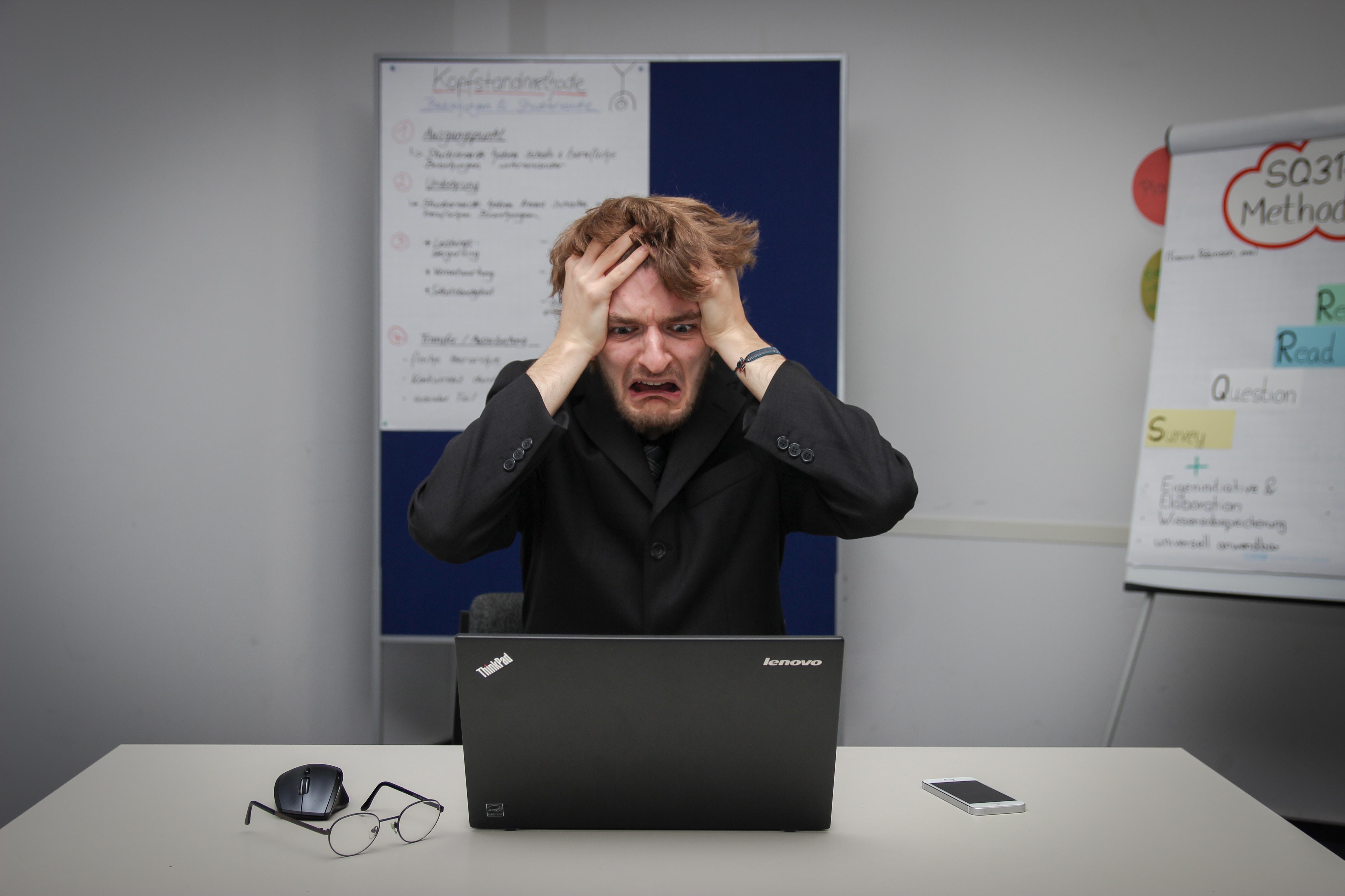 Frustrasjon over dårlige nettsider og apper kan unngås med brukertester