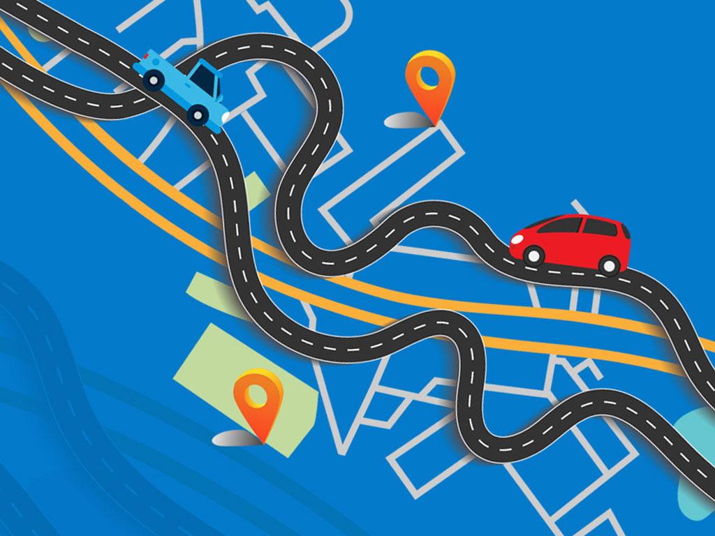 automatisk ruteplanlegging