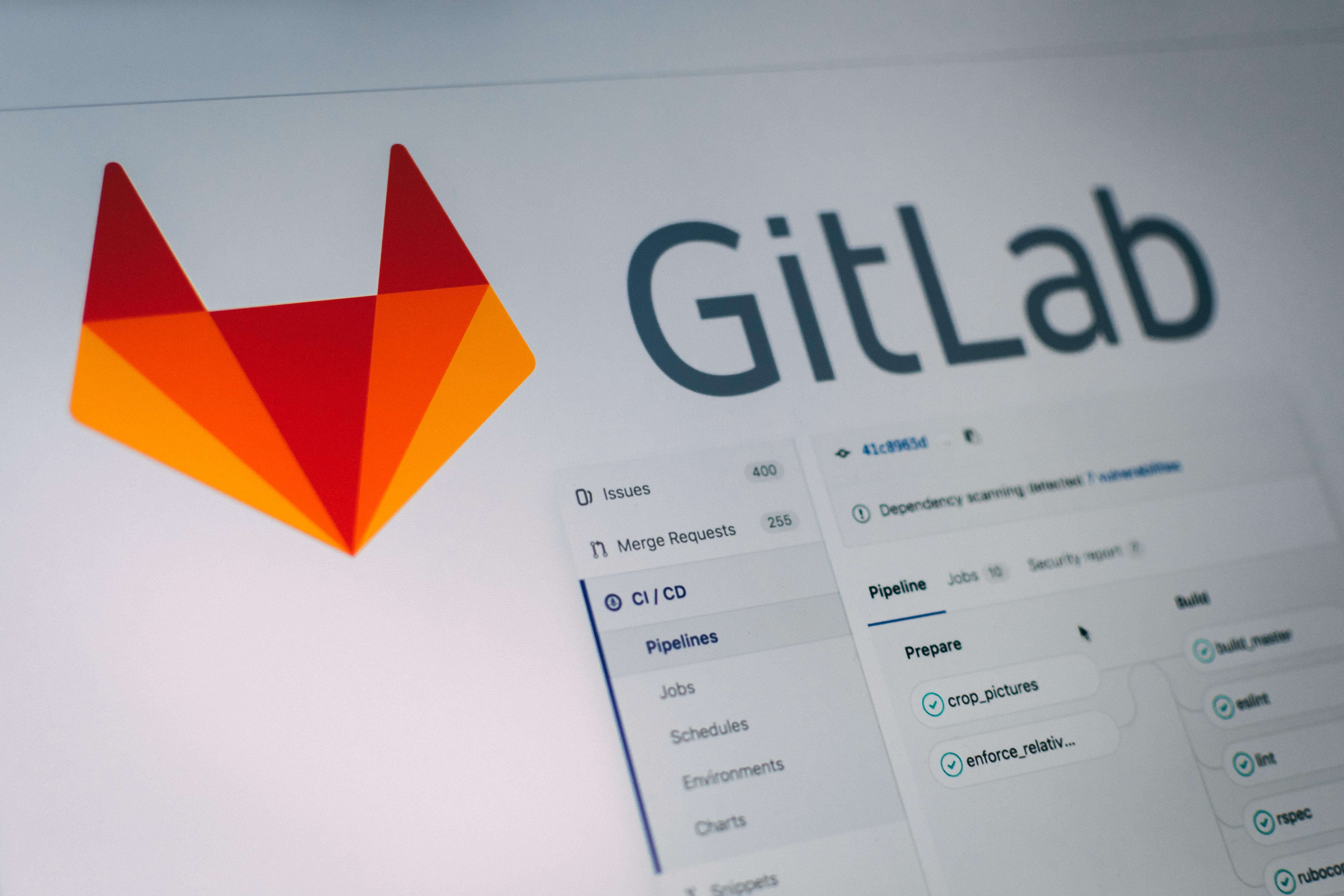 Risikoer ved å bruke Gitlab eller andre kodehus