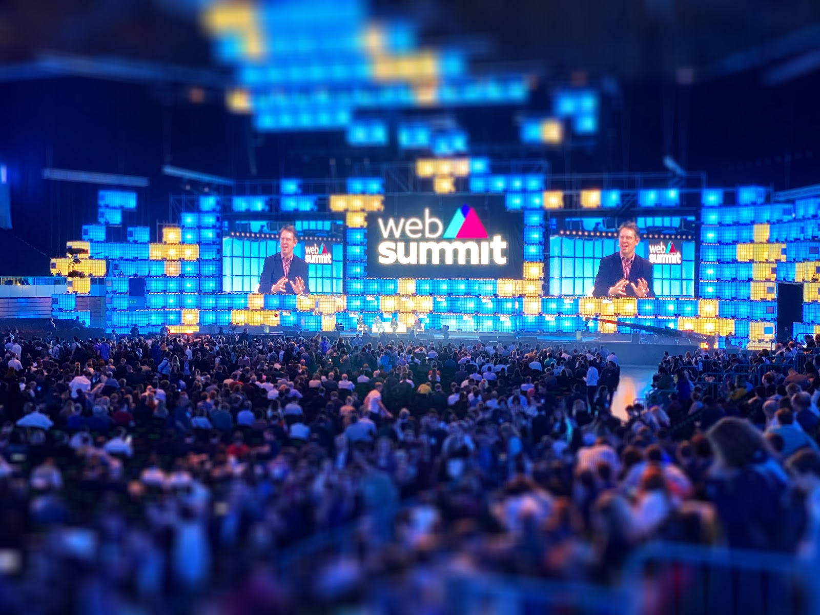 Web Summit i Lisboa 2019