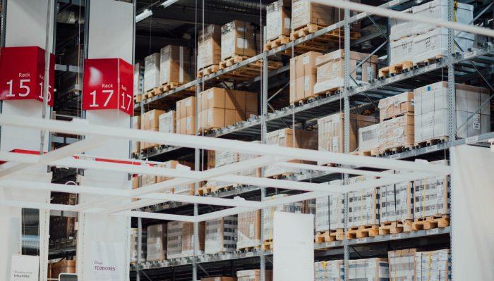 Varehandel og logistikk