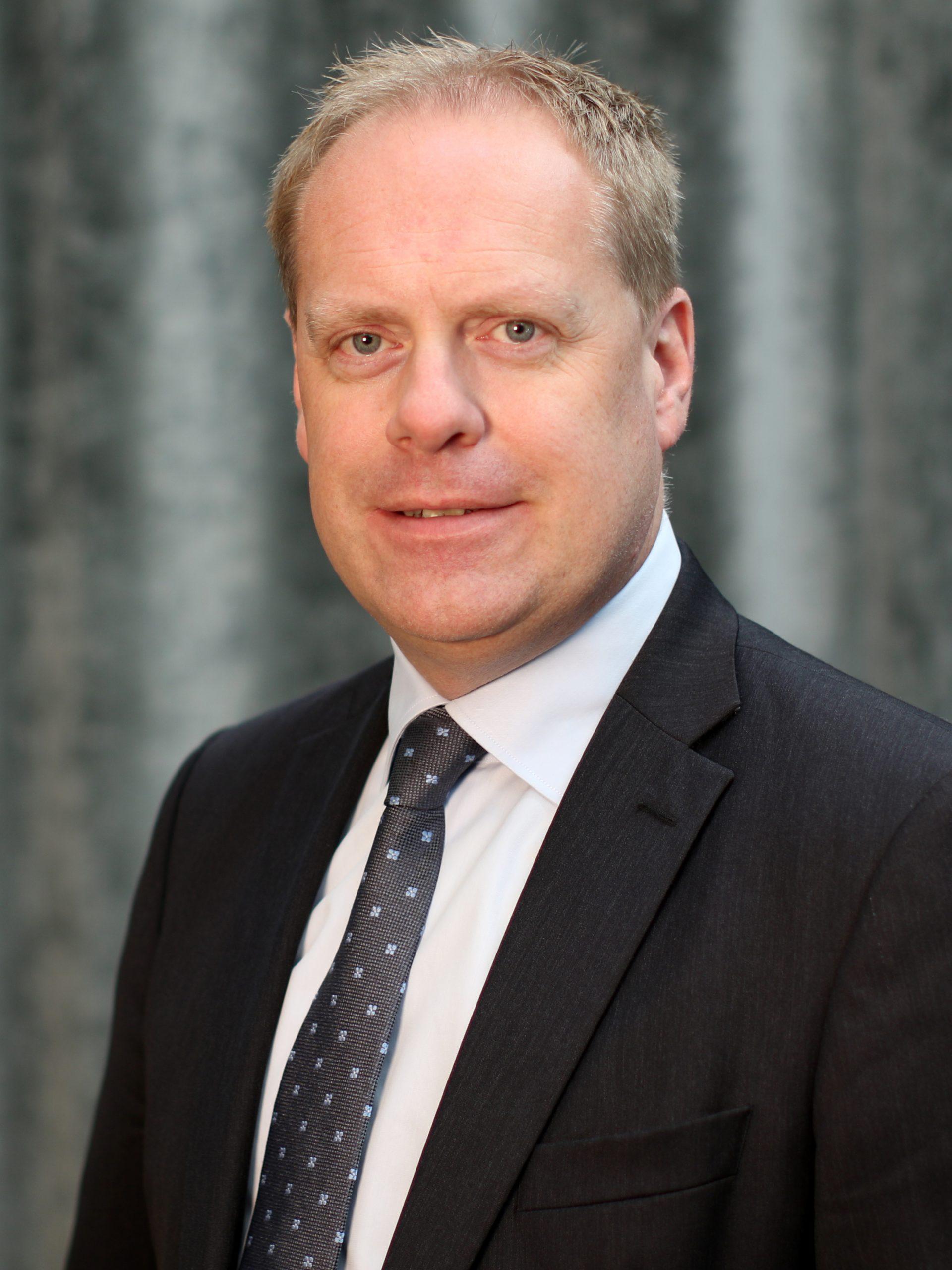 Øystein Bø i Formuesforvaltning