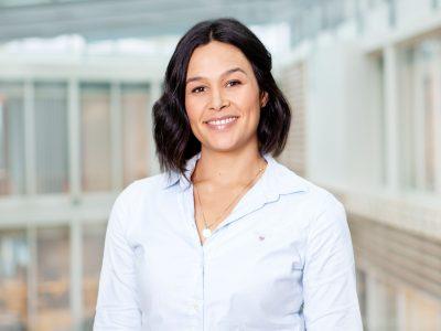Alicia Halaas, HR-direktør i Visma Software