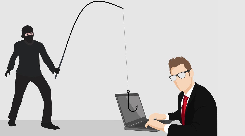 Phishing de vanligste metodene for phishing
