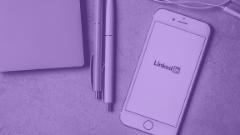 markedsføre på linkedin mobil