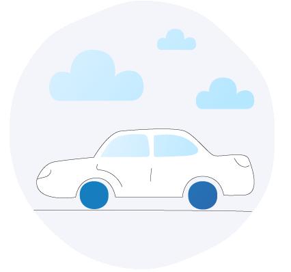 Bruk av bil