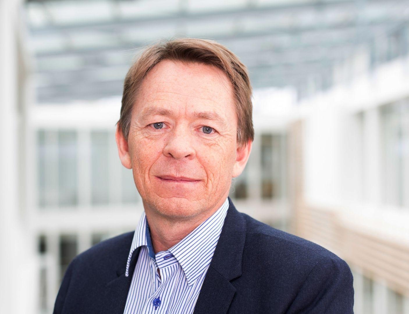 CFO i Visma Software: Atle Hoel Eriksen