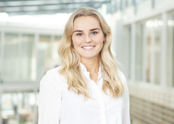Mina Røisland i Visma Software