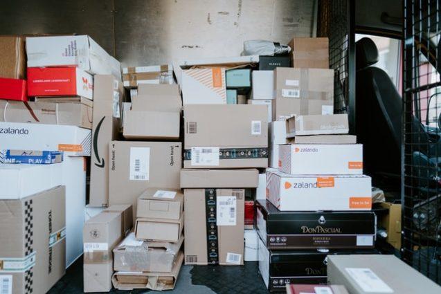 Logistikk på varelageret