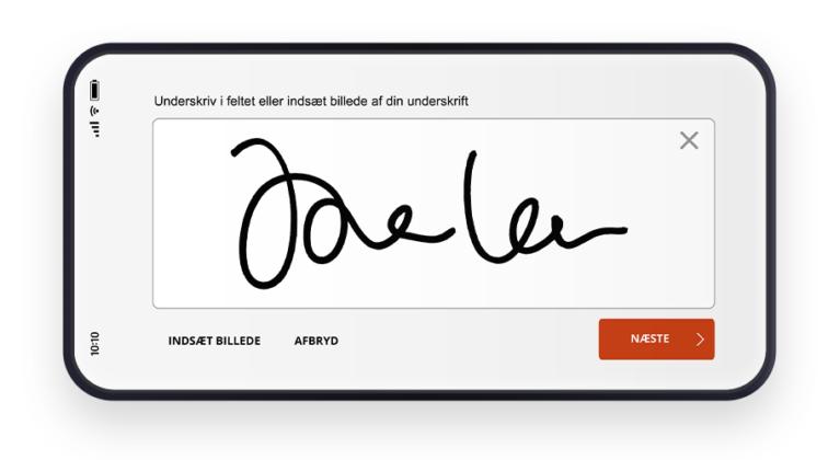 Digital signatur