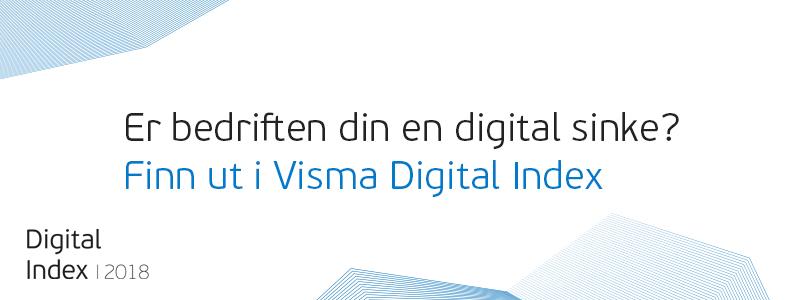 Les Visma Digital Index
