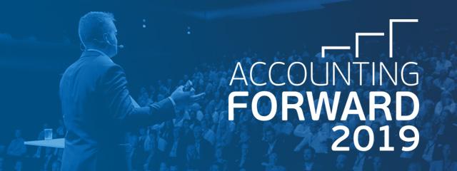 Bli med på Accounting Forward!