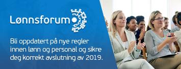 Bli med på Lønnsforum 2019