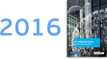 IT i praksis 2016 rapport cover
