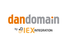 DanDomain integrasjon av IEX